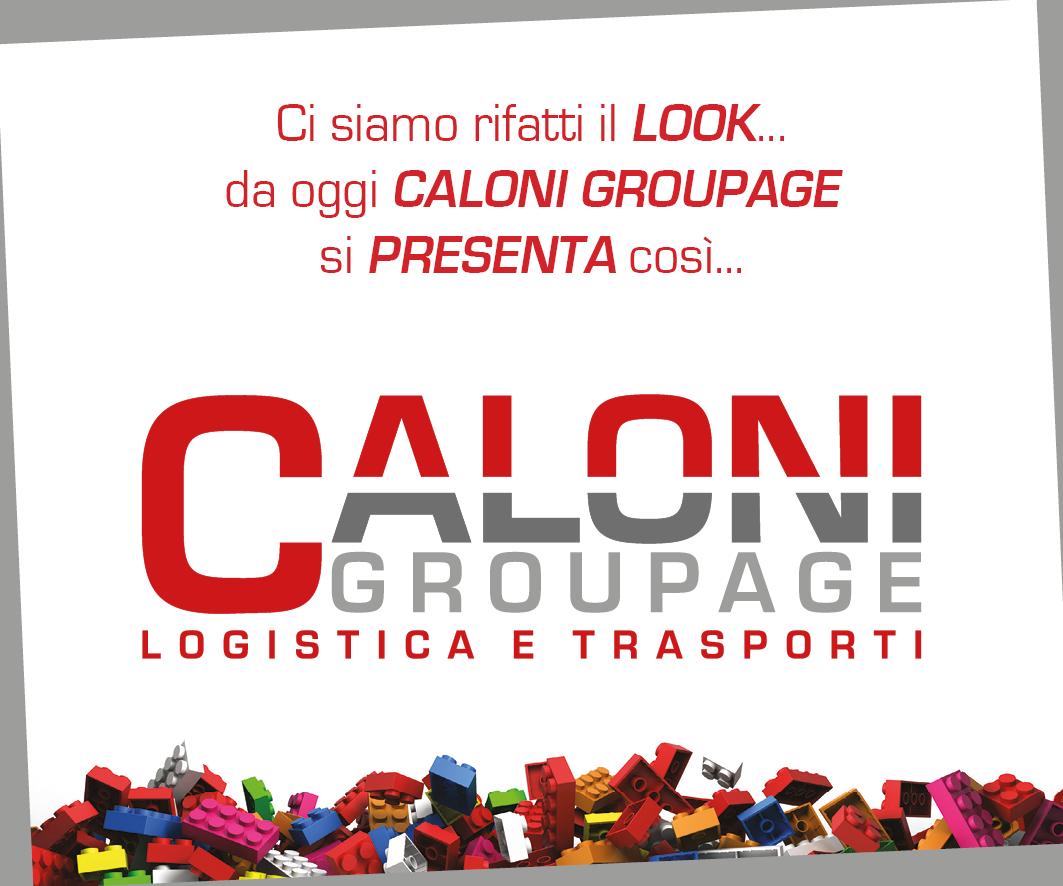 Caloni Groupage Nuovo Logo