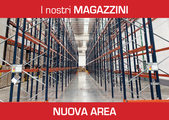 Area magazzini
